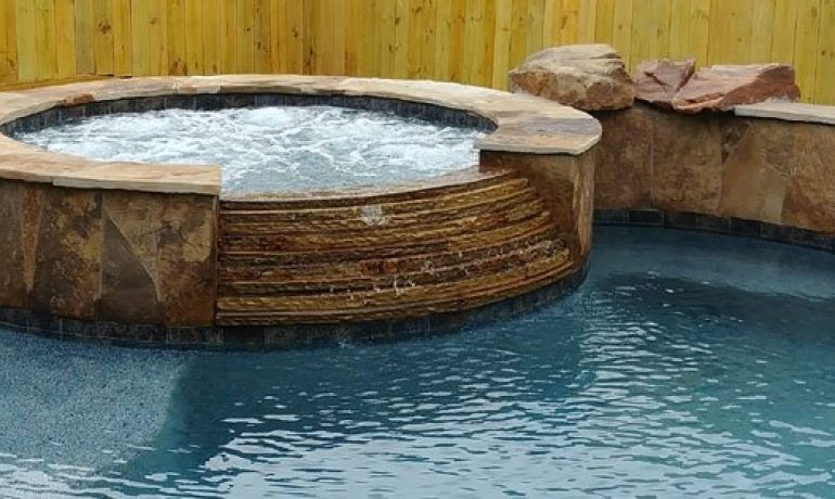 Adding a Spa to your pool