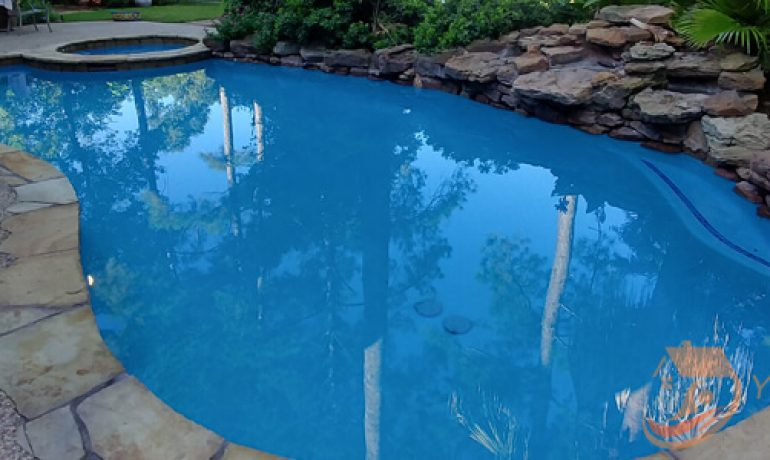 Renovation by Your Pool Service Conroe