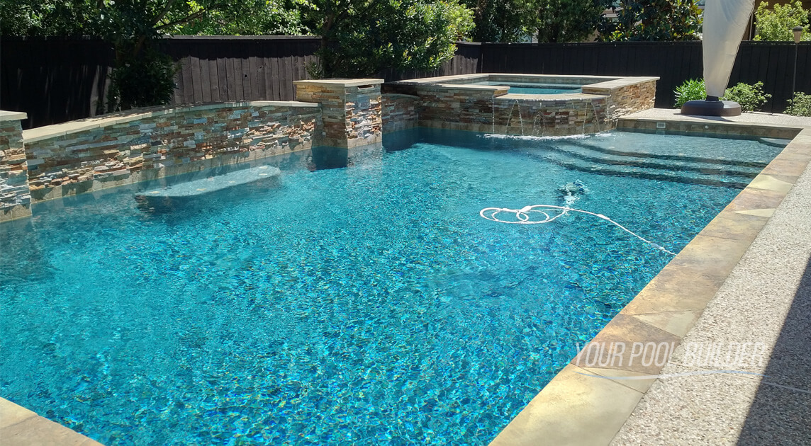 Your Pool Builder The Woodlands Swimming Pools Spas