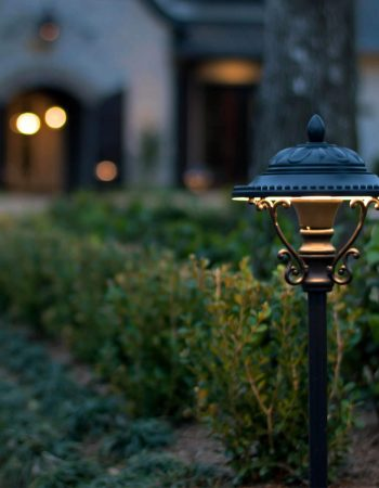 Hudson Street Lighting Conroe