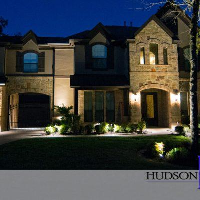 Hudson Street Lighting Austin