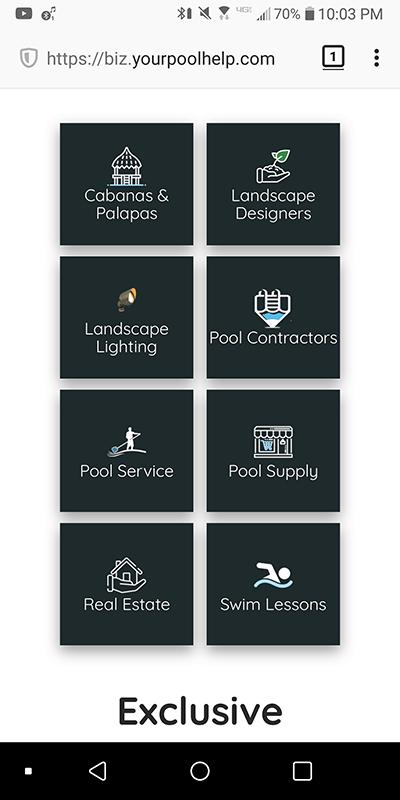 web design for business directories websites 1